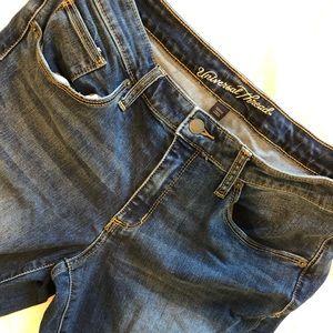 Universal Thread Jeans, 12 short